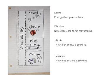 Create a Sound Comic Strip Activity