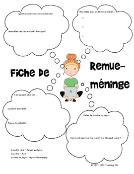 Create a Space Infographic - French Immersion