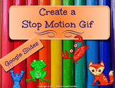 Create a Stop Motion Gif W/ Google Slides or PowerPoint Tutorial Graphic Design