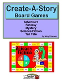 Create a Story Board Games