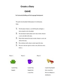 Create a Story Game for Community Building and Oral Language