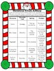 Create a Story- Story Plot & Characterization Writing Activity|Christmas
