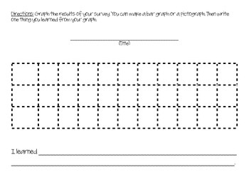 Create a Survey & Graph