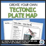 Create a Tectonic Plate Map