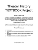 Create a Textbook Chapter of an Era in Theatre History