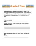 Create a Town Project