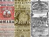 Create a Transcontinental Railroad Poster