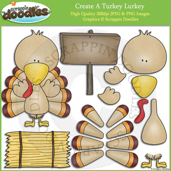 Create a Turkey Lurkey