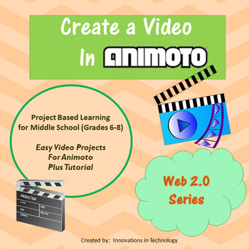 Create a Video using Animoto
