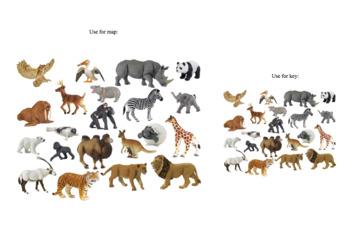 Create a Zoo Map