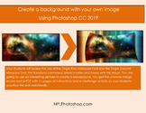 Create a background image with Photoshop CS3, CS4, and CS5