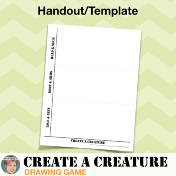 Halloween Free: Exquisite Corpse - Create a Creature!