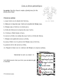 Create a family tree (Spanish)