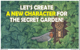 Create a new book character!