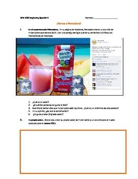 Create a new flavor for Fruta+Leche