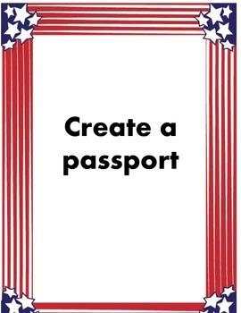 Create a passport class activity.