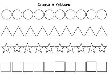 Create a pattern