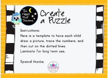 Create a puzzle