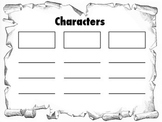 FREE Create a story: characters, setting, events, problem