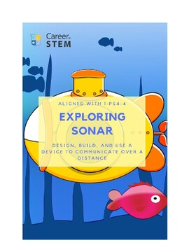 Create a super sonar machine! Game & engineering challenge for 1-PS4-4