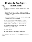 Create a tornado project WITH rubric