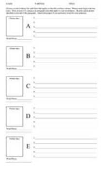 Create an ABC book for a class field trip or activity PDF file
