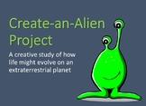 Create-an-Alien Project