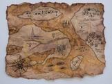 "Create an ""Antique"" Treasure Map!"