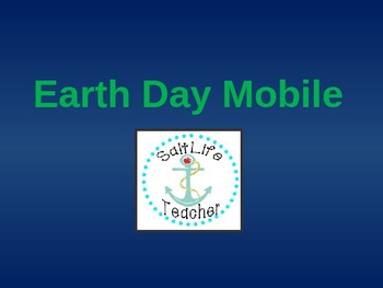 Create an Earth Day Mobile