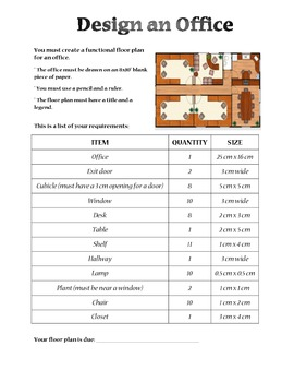 Create an Office Floor Plan