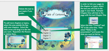 Create an eBook with this 7 eBook Template set  for Google Slides & PowerPoint