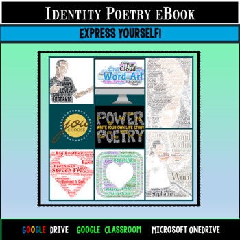 Create and Illustrate an Identity Poetry eBook