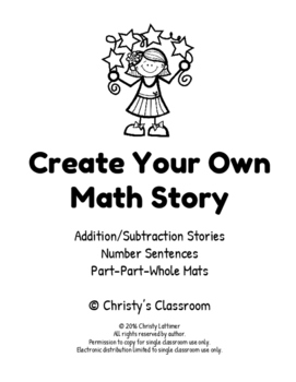 Create and Trade a Math Story