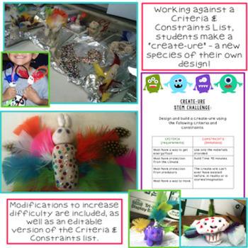 Create-ure STEM Challenge