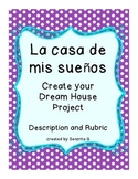 Create your Dream House Project in Spanish