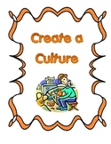 Create your Own Culture using the Cultural Universals