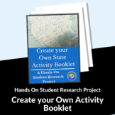 Create your Own Activity Book: Student Research Project fo