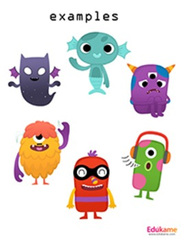 Social Emotional Learning - Create your little monsters