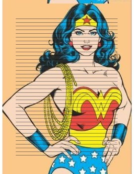 Create your own 19th century WONDER WOMAN