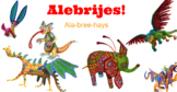 Create your own Alebrije!