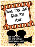 Make Your Own Brain Pop Movie
