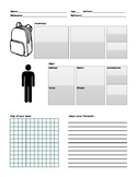 Create your own Character Sheet