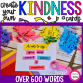 Create your own Kindness Cards - Kindness Activity - Inspi