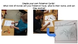Create your own Pokemon Cards