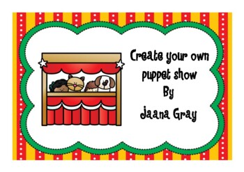 Create your own Puppet Show