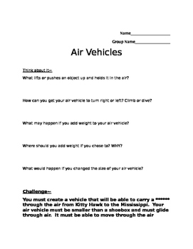 Create your own Vehicle Challenge Project