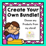 Create your own bundle: Any 5 Products!