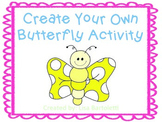 Create your own butterfly