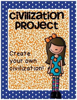 Create your own civilization based off of 'Weslandia'