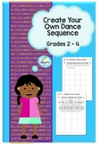 Create your own dance sequence (Algorithms, Coding and STEM for Juniors)